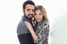 Sesión de parejas en estudio