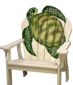 Turtle Chair.