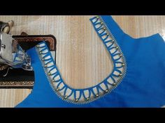 Perfect cross cut blouse cutting in Telugu || Easy method and tips - YouTube