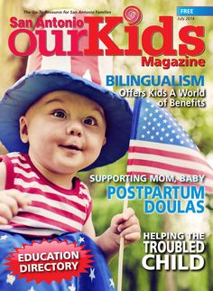 July 2014 our kids magazine