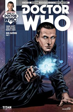 Doctor Who: The Ninth Doctor - Comics by comiXology Doctor Who 9, Doctor Who Comics, Ninth Doctor, Doctor Reviews, Book Reviews, Black Cat Comics, Danger Girl, In His Time, New Readers