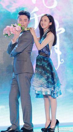 Hoắc Kiên Hoa dành nhiều cử chỉ thân mật với Triệu Lệ Dĩnh - Kenh14.vn