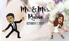 bitmoji wedding invitation ile ilgili görsel sonucu