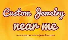 Our Website : http://www.eatoncustomjewelers.com/gallery/ This would give you an idea about the hassles faced by online jewelry stores, initially.