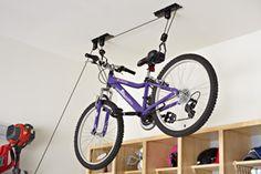 1-bike Ceiling Mount Bike Lift