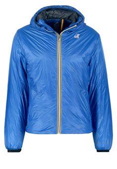 KWay EDWARD Jas blue royal, 159.95,