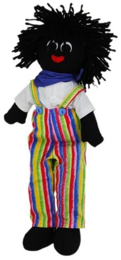 George #Golliwong. Visit us at All Things Golliwog!