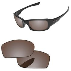 9543c23b18 PapaViva Replacement Lenses for Oakley Fives Squared Review Replacement  Lenses