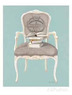 Linen Chaise 2 Giclee Print by Arnie Fisk at AllPosters.com