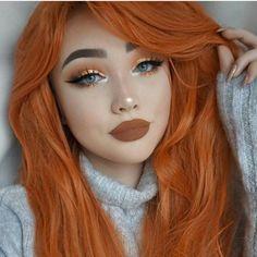 OMG that haircolor