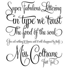 Elegant Handwriting Font Free