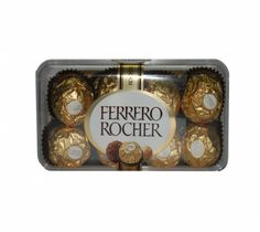 Ferrero Rocher 16pieces at Rs.335 online in India.