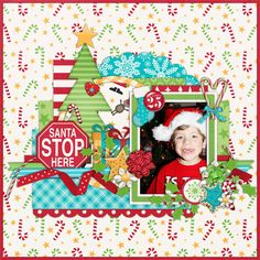 Christmas Morning Bundle by Melissa Bennett, Half Pack 6 by Cindy Schneider (modified)