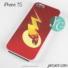 Running Flash Phone case for iPhone 4/4s/5/5c/5s/6/6 plus