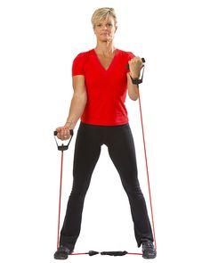 Uppvärmning, balans, styrka och stretch – på bara sju övningar får hela kroppen en genomkörare med vår gummibandsgympa. Följ bara instruktionerna nedan, steg för steg, och du har genomfört...