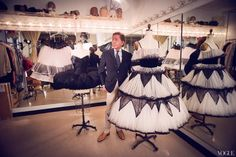 We can all thank Sara Jessica Parker for her idea of a collaboration with Valentino to design the costumes for the New York City Ballet's Fall Gala.