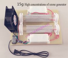 DMWD ozone generator high concentration ozone disinfection machine new house in addition to formaldehyde odor air purification #Affiliate