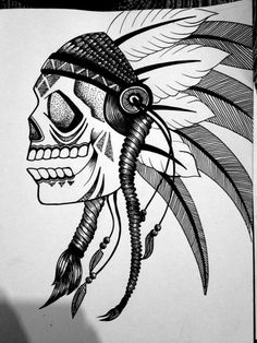 GRAPHINK ILLUSTRATIONS By Sandra Massa Via Behance Vintage Typography Skulls Tatoo Web