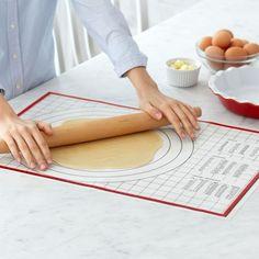 """Silicone Pastry Mat (Sur La Table), Size: 24""""x17"""""""