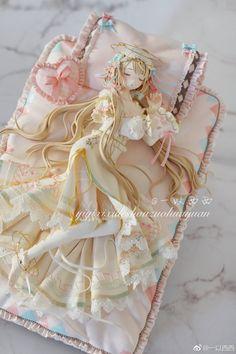 Chibi, Polymer Clay Figures, Anime Figurines, Smart Doll, Anime Dolls, Doll Repaint, Clay Dolls, Anime Sketch, Custom Dolls