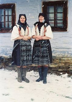 Pictures of lost world : Slovakia Folk Costume, Costumes, The Shining, Kebaya, Ethnic Fashion, Beautiful Patterns, Folklore, Old Photos, Two By Two