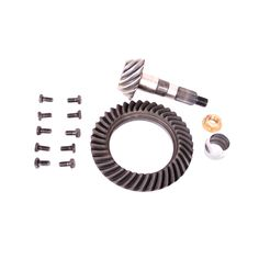 Ring and Pinion, 3.73 Ratio; 00 Jeep Cherokee XJ, for Dana 30 - Crawltech…