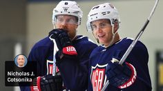 Patrick Kane 'dialed in' for Team USA