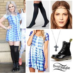 Perrie Edwards Style