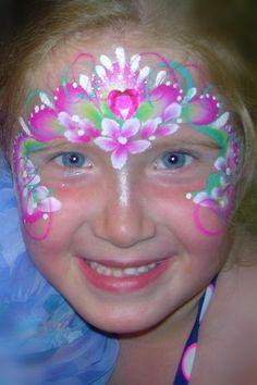 """Ana"" Princess Design- Smiley Faces by Jo"