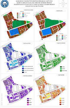 Best of Architektures Architecture Symbols, Site Analysis Architecture, Museum Architecture, Architecture Images, Urban Design Diagram, Urban Design Plan, Urbane Analyse, Map Design, Urban Planning