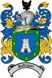 RODRIGUEZ COAT OF ARMS / FAMILY CREST