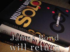 A Novel Return... But How? - The James Bond Dossier James Bond Books, Novels, Romance Novels, Romans