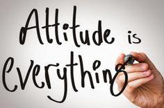 A + B = C (Attitude + Behavior = Change)  http://inspiringthem.com/a-b-c-attitude-behavior-change