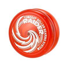 The Yomega Raider – a ball bearing yo…