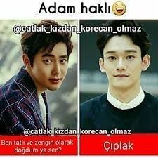 Funny Mind Tricks, Istanbul Film Festival, Funny Kpop Memes, Bts And Exo, Thug Life, Funny Comics, Funny Photos, Comedy, Luhan