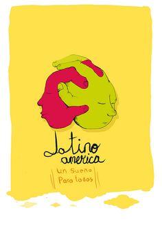 Sueños latinoamerica by .::ROTO::., via Flickr