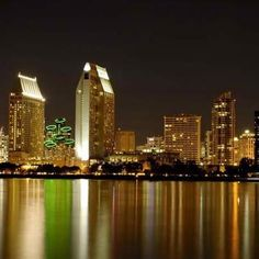 The San Diego Bay boasts incredible views of the stunning San Diego skyline, and one of the best ways to soak up these views and appreciate this beautiful city is to take to the water. #sandiego #travel #trip ~ http://sandiego.weknowurban.com/