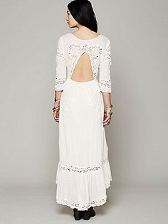 Free People Mexican Wedding Dress at Free People Clothing Boutique
