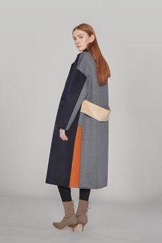 fall coats for women chic Iranian Women Fashion, Womens Fashion, Look Vintage, Coats For Women, Mantel, Winter Fashion, Cashmere, Fashion Dresses, Women Wear
