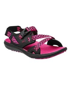 c1fe5c915fc KEEN Black   Very Berry Maupin Sandal - Women