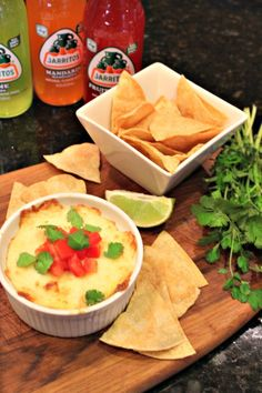 tequila queso fundido tequila queso fundido is melted cheese flavored ...