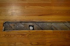 How to patch wood floor