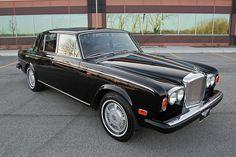 1978 Bentley T2 with 1990's wheels @ Park Ward