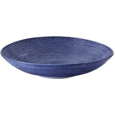 Missoni Home Centrotavola Serving Dish - Blue ($240) ❤ liked on Polyvore featuring home, kitchen & dining, serveware, blue, italian plates, pasta dishes, italian rice dish, italian dinnerware and italian pasta dish