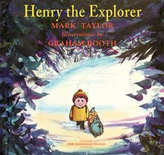 week 15 - the follow up to 'Henry the Castaway' FIAR book---Henry the Explorer