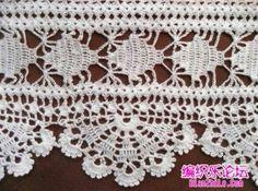 Pretty Crochet Edging