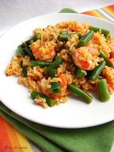 Рис по-карибски