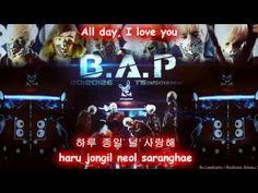 B.A.P Secret Love [Eng Sub + Romanization + Hangul] HD