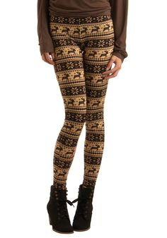 Deer Me Out Leggings from ModCloth. Saved to My Wishlist. Shop more products from ModCloth on Wanelo. Cute Leggings, Sweaters And Leggings, Tight Leggings, Black Leggings, Print Leggings, Ugly Sweater Contest, Christmas Leggings, Vintage Pants, Oh Deer