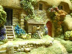 Lilliput Lane Golden Harvest From British Collection 2002 & Deeds L2557 | eBay